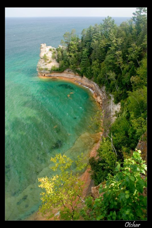 Pictured Rocks N.L.