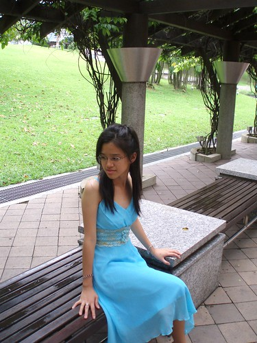Sexy Asian Girl in Blue : Soulmate 2