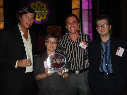 OMMA Award Best Use of Virtual Worlds