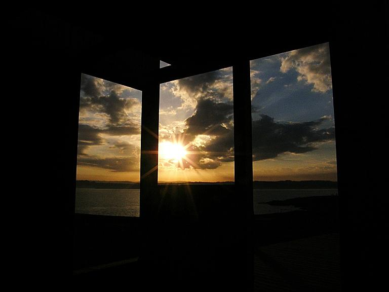 Amanecer en Punta Herminia / Dawn at Punta Herminia