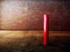 Portrait of a Red Pole (Matt Redmond) Tags: cameraphone city urban abstract black oklahoma lines matt creativity photography berry shoot cityscape phonepic phone blackberry parkinggarage matthew geometry garage grunge parking creative shapes cellphone cell ps minimal line redmond pointandshoot abstraction geometrical concept tulsa minimalism conceptual phonecamera shape mattredman cellphonepic minimalist pointshoot grungy redman urbanphotography cellpic urbanabstract tulsaoklahoma citygrunge abstractphotography abstractminimalism pscamera pointandshootcamera abstractcomposition urbangrunge cityphotography pointshootcamera geometricalcomposition minimalabstract conceptualabstract blackberrycameraphone mattredmond blackberrypic photographypoint minimalistcomposition grungycity matthewredmond grungyurban abstractgrunge grungyabstract mattredmondphotography mattredmondpoint