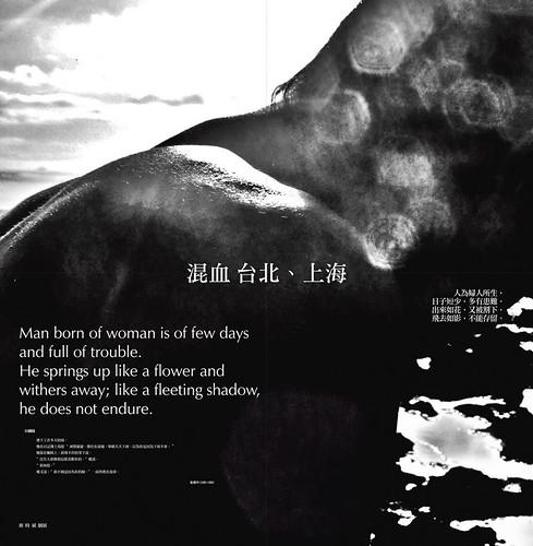 席時斌 2010個展 《混血 台北,上海》