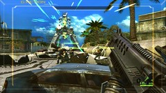 Time Crisis: Razing Storm for PS3 (Story mode)