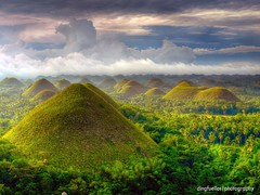 Chocolate hills redux