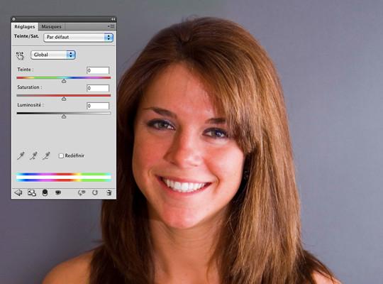 Simulation couleur cheveux en ligne