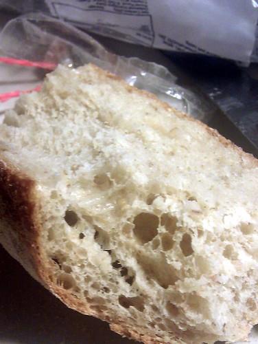 Robuchon : un pain dense et moelleux, comme il n'y en a pas assez à Hong Kong