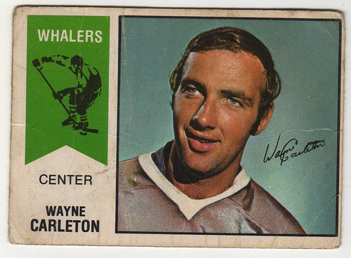 Wayne Carleton front