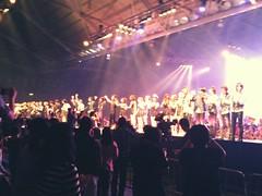kpop concert @ expo (23 oct), curtain call