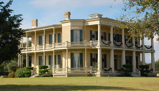 Giddings-Stone Mansion (1869), Brenham, TX