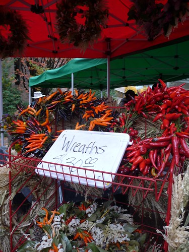 Pepper Wreaths