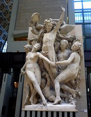 musee d'orsay22 (dominotic) Tags: sculpture paris france statue musee dorsay jeanbaptistecarpeaux thedance ladanse
