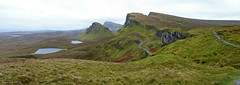 Trotternish Ridge, Trotternish, Skye (SwaloPhoto) Tags: road skye scotland highlands cleat hairpins trotternish lochcleap dundubh trotternishridge biodabuidhe lochcleat lochleumnaluirginn highlandsislandsofscotland