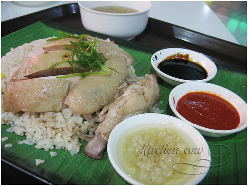 Red Dot by Shiok Hainanese Chicken Rice