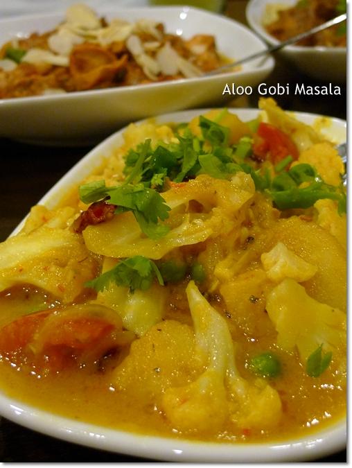 Aloo Gobi Masala