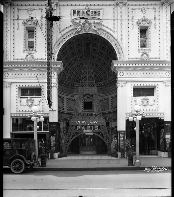 Denver's Old Theater Row