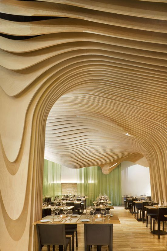 Innovative Restaurant Design