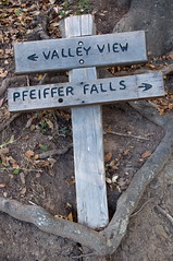 Pfeiffer Falls and Valley View Junction Photo