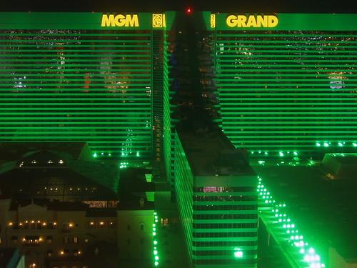 Las Vegas MGM Grand Hotel Casino 2006