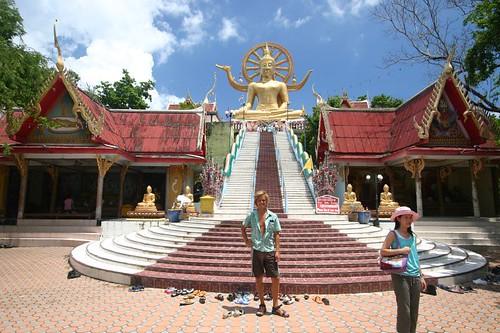 Big Buddha, Koh Samui...