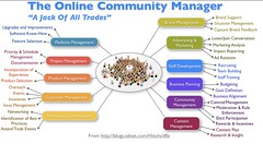 The Online Community Manager