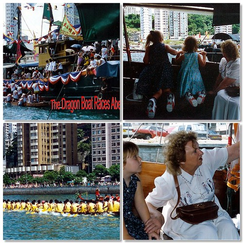 Dragon Boat Races, Hong Kong