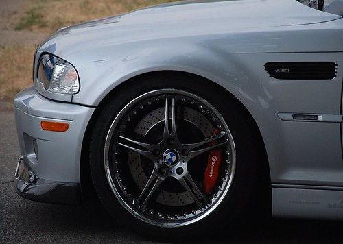 BMW M3 wheel
