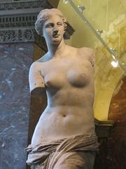 Paris - Louvre - Venus De Milo