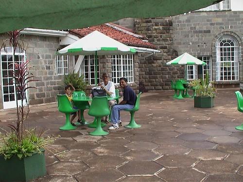 Kericho Tea Hotel with Papa