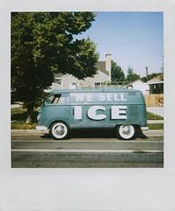 They Sell Ice (olla podrida) Tags: polaroid utah saltlakecity polaroid600 ollapodrida