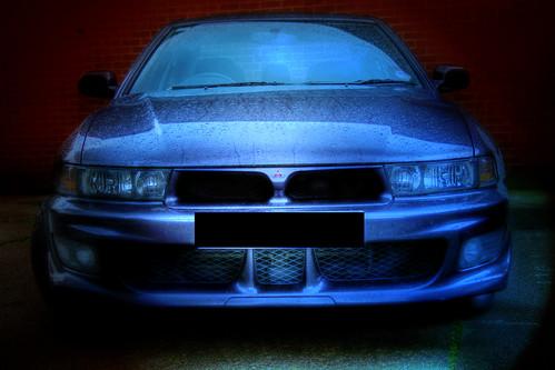 Mitsubishi Galant - HDR