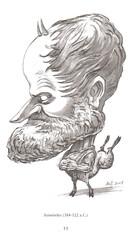 04aristoteles (luisiul51) Tags: caricaturas filsofos
