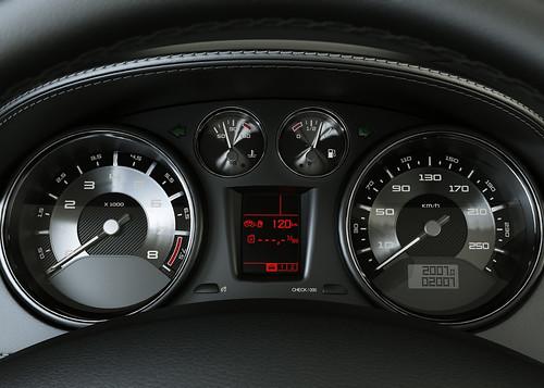 Peugeot 308 Rcz White. Peugeot 308 RC Z Concept Car