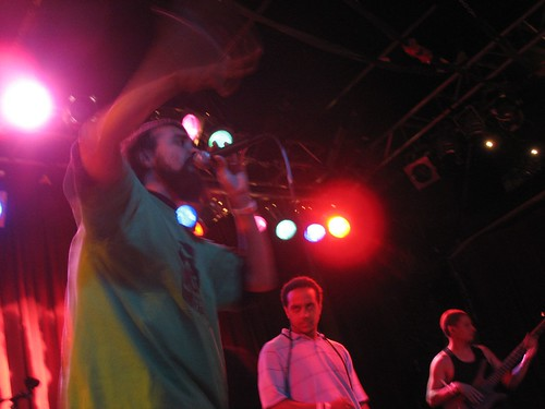 Gabriel Teodros at Block Party