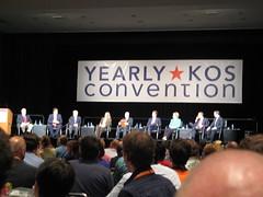 Democratic candidates forum