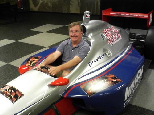 robert racecar