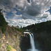 Snoqualmie Falls.  Who killed Laura Palmer? - by ehpien