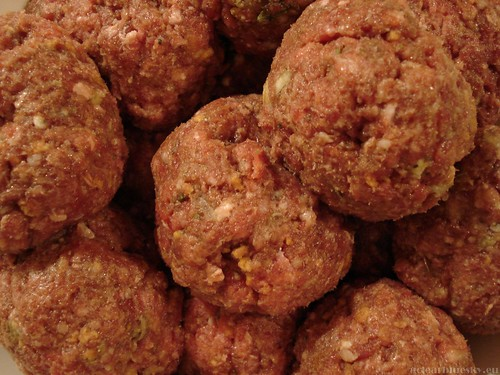 A Clear Blue Sky's Meatballs
