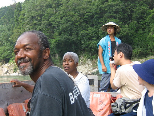 Kerry James Marshall Japan Visit