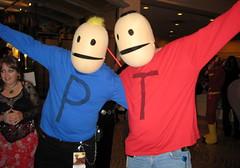 Disfraces de Terrance y Philip
