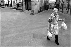 Colle Val d'Elsa 0001 (malko59) Tags: street people blackandwhite italy toscana biancoenero malko59 marcopetrino