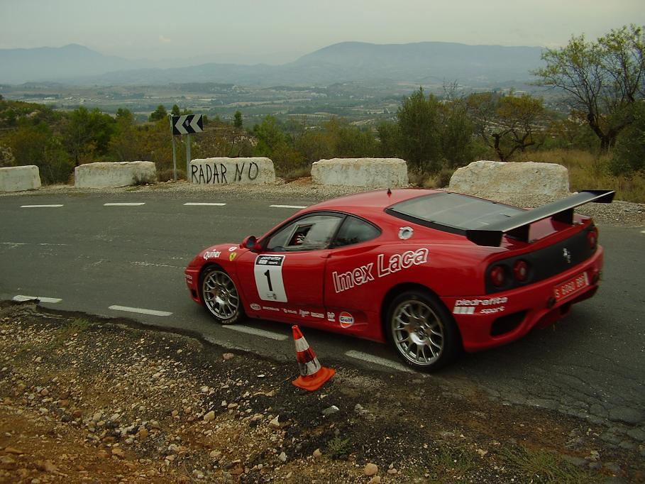 Test Ferrari Puras