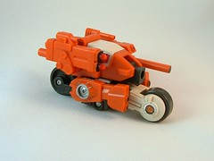 Transformers Afterburner - modo alterno (G1)
