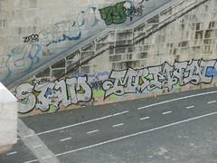 Roman Street Graffiti