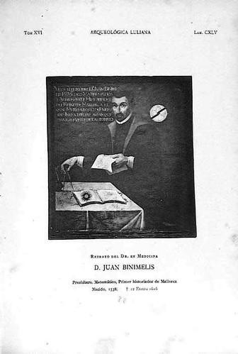 Historiador Binimelis