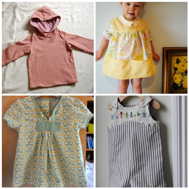 kid's clothes week challenge favorites so far!