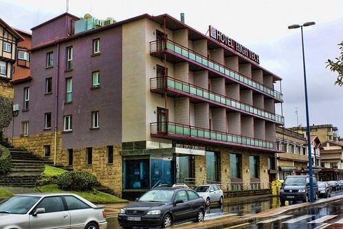 Hotel High Tech Tamarises