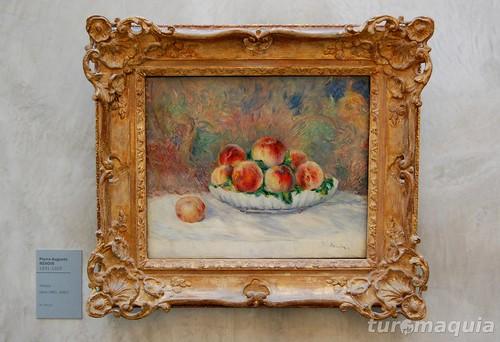 Pessegos, de Renoir