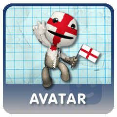 LBP World Cup England Avatar