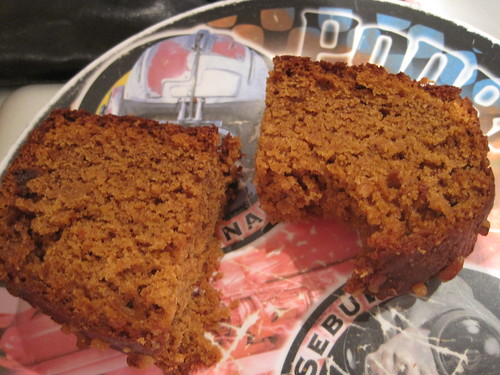 my fave vegan pumpkin bread