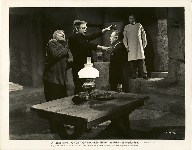 The Ghost of Frankenstein (Universal, 1942) 8